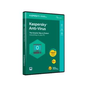 KASPERSKY ANTI-VIRUS (1USER)