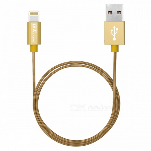ORAIMO GOLD PLATED PLUG IPHONECABLE L101