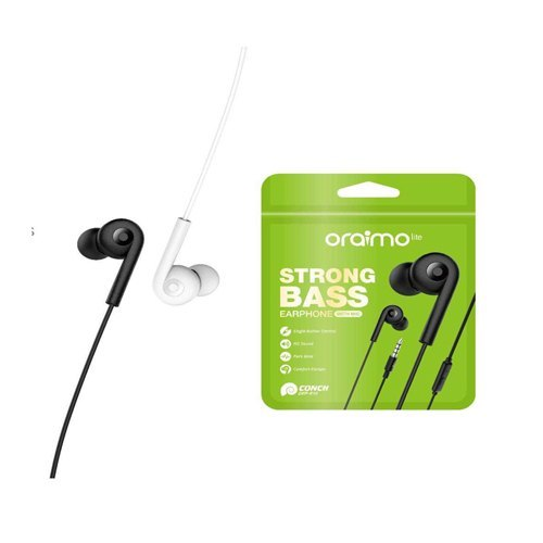 ORAIMO STRONG BASS EARPHONE OEP-E10